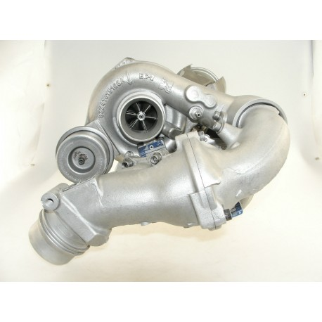 MERCEDES SPRINTER 210 310 313 316 120KW W209 6510900980 6510905380 BI TURBO