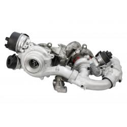 Turbolader 10009700286 03N145703M Biturbo Volkswagen 150kW 204HP 2.0 TDI