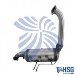 Dieselpartikelfilter DPF  Rußpartikelfilter FORD 1.6 TDCi MAZDA 1.6 DI Turbo 1.6 MZR-CD VOLVO 1.6 D  NEW  NEU