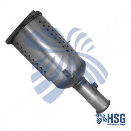 Dieselpartikelfilter DPF Rußpartikelfilter PEUGEOT 406 2.0 HDi 406 2.0 HDi 110 406 2.2 HDi 1731N7 NEW NEU
