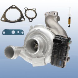 Turbolader Jeep Grand Cherokee III 3.0 CRD 160 kW A6420900280 757608