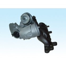 Turbolader Ford Focus II 2.5 ST S-Max 2.5 ST Mondeo IV Turnier 2.5 Volvo S40 II V50 T5 S40 II T5 AWD C30 C70 II 53049700033