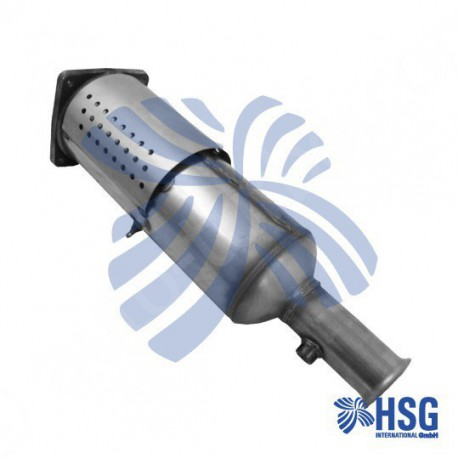 Dieselpartikelfilter DPF Rußpartikelfilter Peugeot 607 Peugeot 607 2.2 HDI 125KW / 170PS 2.7 HDI 150WK / 204PS
