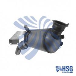 Dieselpartikelfilter Rußpartikel DPF BMW 118d 120d 2,0 TD E81 E87 M47N2 18307798309