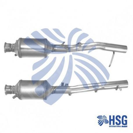 RUßPARTIKELFILTER DPF Dieselpartikelfilter LAND ROVER RANGE ROVER 3.6 TDV8 06-12