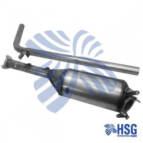 Dieselpartikelfilter DPF  Rußpartikelfilter 13611644 Renault Megane Scenic NEU NEW
