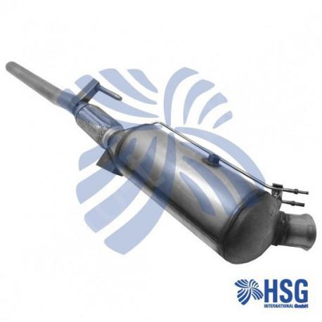 Dieselpartikelfilter DPF Rußpartikelfilter 13611641 Mercedes Benz Vito NEU NEW