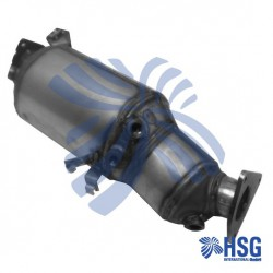 Dieselpartikelfilter DPF Rußpartikelfilter 13611637 Audi A4 / A6 NEW NEU