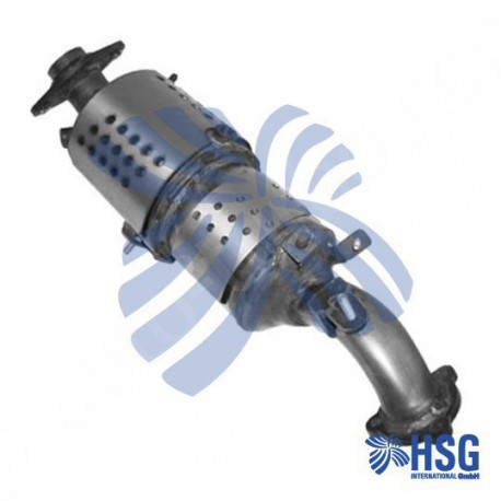 RUßPARTIKELFILTER DPF Dieselpartikelfilter Lexus IS II 220 D 130 KW / 170 PS