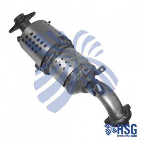 Dieselpartikelfilter DPF Rußpartikelfilter 13611600 Opel Astra H NEW NEU
