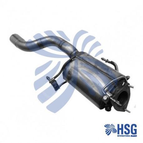 Dieselpartikelfilter DPF  Rußpartikelfilter 13611596 Volkswagen Touareg NEW NEU