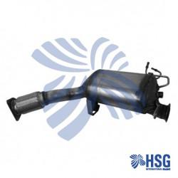 Dieselpartikelfilter DPF  Rußpartikelfilter 13611597 Volkswagen Touareg NEW NEU