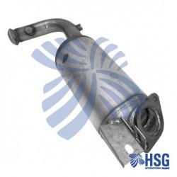 Dieselpartikelfilter DPF  Rußpartikelfilter 13611587  Nissan Opel Renault