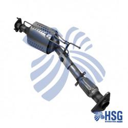 Dieselpartikelfilter DPF Rußpartikelfilter 13611585 Nissan Qashqai NEW NEU