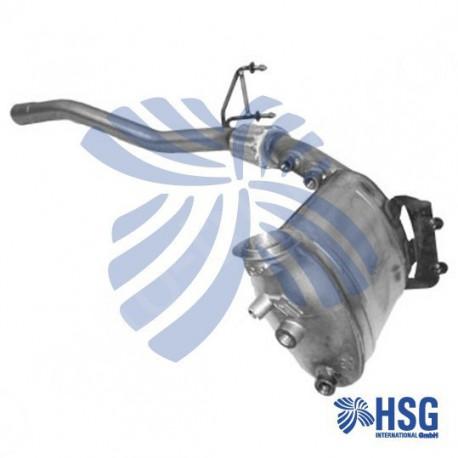 Dieselpartikelfilter DPF Rußpartikelfilter 13611573 Audi A3 Seat Altea Leon Toledo Volkswagen Golf Jetta Passat Touran NEW NEU
