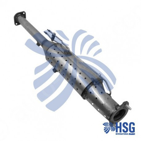 Dieselpartikelfilter DPF Rußpartikelfilter 13611570 Ford Galaxy Mondeo S-MAX NEW NEU