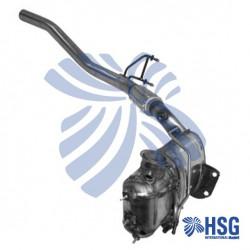 Dieselpartikelfilter DPF  Rußpartikelfilter 13611566 VW Passat NEW NEU