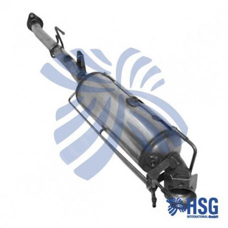 DPF Reinigung BMW Partikelfilter Reinigung - Rußpartikelfilter Reinigung - Alle BMW Modelle möglich