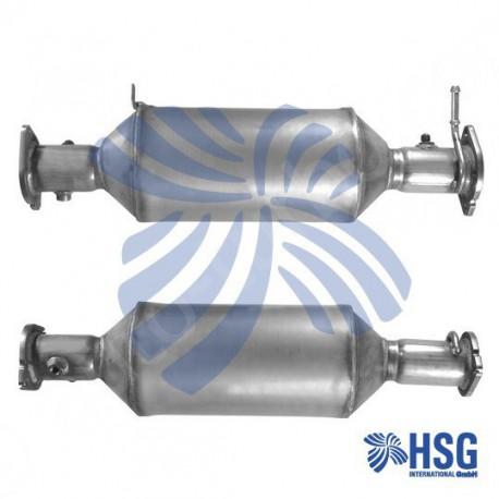 RUßPARTIKELFILTER DPF Dieselpartikelfilter FORD MONDEO III 2,0 2,2 TDCI 2006-2007