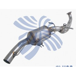 RUßPARTIKELFILTER DPF Dieselpartikelfilter MERCEDES A-KLASSE W169 160 180 200 CDI