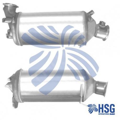 RUßPARTIKELFILTER DPF Dieselpartikelfilter VW Transporter V T5 1.9 TDi 01/06-11/09