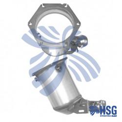 RUßPARTIKELFILTER DPF Dieselpartikelfilter DPF Mercedes W203 S203 CL203 C203 C209 C-Klasse 200 220 CDI 90 + 110 KW Diesel