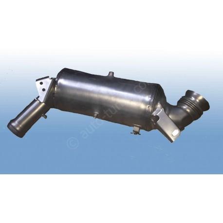 Professionelle Reinigung Ihres verstopften Skoda Diesel Partikelfilter DPF