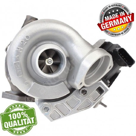 Turbolader BMW 120d 320d E90 E91 110 kW - 120 KW 11657795499 49135-05640