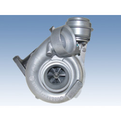 Turbolader Mercedes-Benz E 270 CDI W210 125 kW 170 PS 6120960299 709837-0001