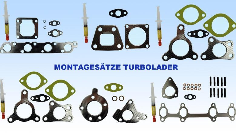 Turbolader-Montagezubehör