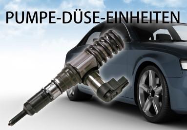 Pumpe-Düse-Einheiten